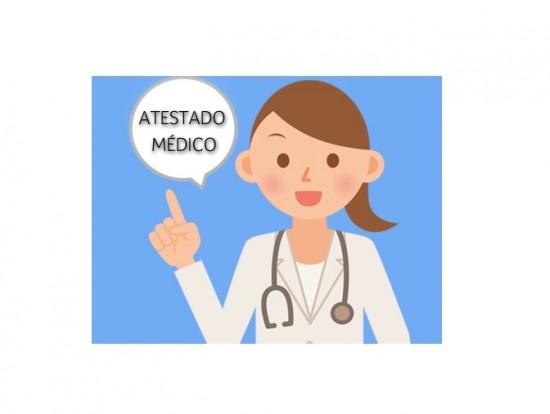 Quantos dias para apresentar atestado medico