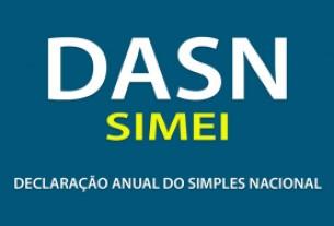Declaração anual do MEI - 2019 (DASN - SIMEI)